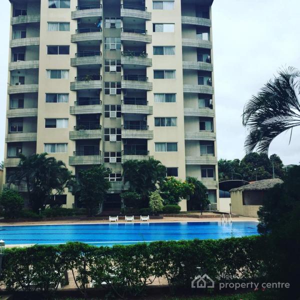 Luxury Waterview 3 Bedroom Highrise Flats, Ikoyi, Lagos, Flat for Sale