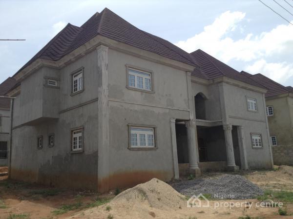Twin Duplex, Sam Egwu Estate, Galadimawa, Abuja, Semi-detached Duplex for Sale