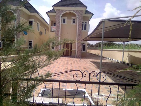 4 bedroom fully detached dupleyx bq in lekki county - 4 bedroom duplex for rent near me ...