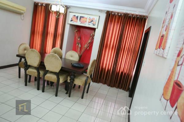Luxury 3 Bedroom Fully Serviced and Furnished, Osborne, Ikoyi, Lagos, Flat Short Let