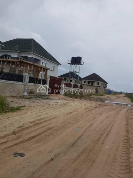 Ready to Build Plot in Abijo,ajah, Lekki for Sale- Instalment Allowed, Beside Chalcedony School, Abijo Gra, Abijo, Lekki, Lagos, Residential Land for Sale