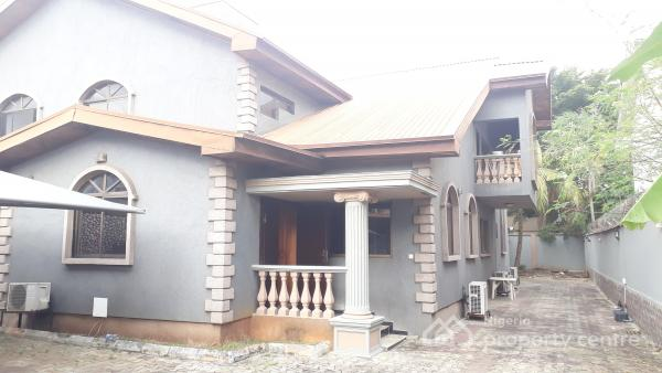 Commercial 5 Bedroom Semi Detached Duplex, Parkview, Ikoyi, Lagos, Commercial Property for Rent