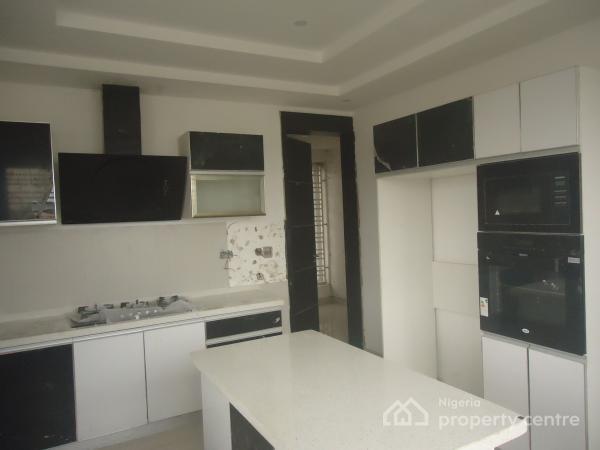 Luxury 5 Bedroom Detached Duplex with Excellent Facilities, Osapa, Lekki, Lagos, Detached Duplex for Sale