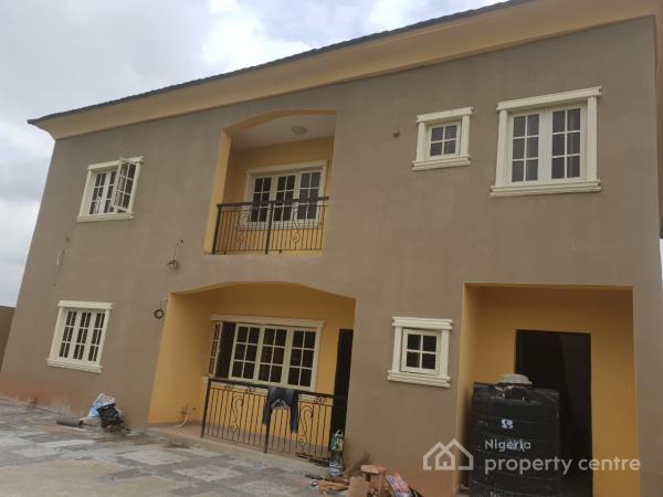 New Tastefully Finished 2nos of 3 Bedroom Flat Each, Odonla Gra3 Odogunyan Ikorodu, Odogunyan, Ikorodu, Lagos, Block of Flats for Sale