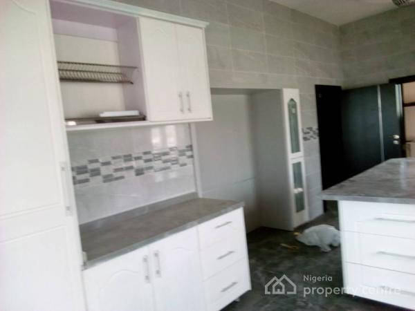 Newly Built and Aesthetically Finished 6 Bedroom Detached Duplex with a Room Bq, Pinnock Beach Estate, Osapa, Lekki, Lagos, Detached Duplex for Sale