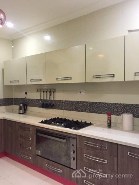 a Well Finished 3 Bedroom Apartment, Ty Danjuma Street, Victoria Island Extension, Victoria Island (vi), Lagos, Flat Short Let
