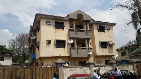 Block of 6 Units of 3 Bedroom Flats, Area 2, Garki, Abuja, Block of Flats for Sale