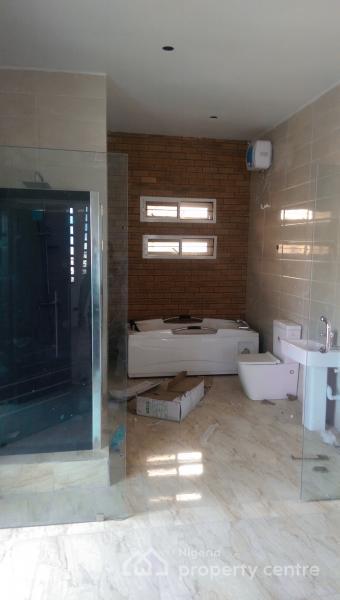 Tastefully Finished 4 Bedroom Full Detached + 1 Maids Room, Agungi, Lekki, Lagos, Semi-detached Duplex for Sale