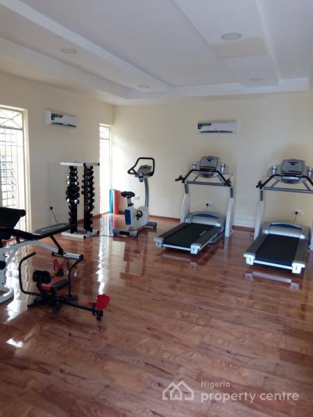 4 Bedrooms Terraced Duplex with Servant Quarter, Off Gurara Crescent, Maitama District, Abuja, Terraced Duplex for Rent