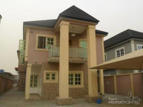 ... Bedroom Duplex @ Omole Phase 1, Ojodu, Lagos, 4 Bedroom House For