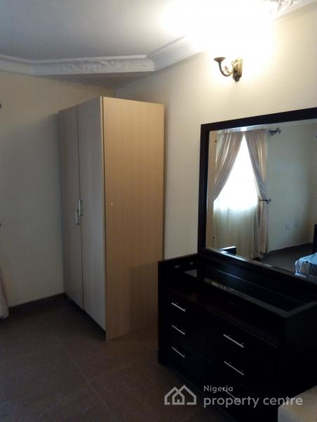 Fully Furnished and Serviced 3 Bedroom Flat, Generator and Air-condition, Off River Benue Street, Maitama District, Abuja, Flat for Rent
