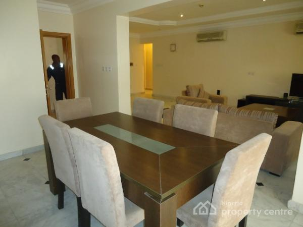 Luxury 3 Bedroom Serviced Apartment with Excellent Facilities, Banana Island, Ikoyi, Lagos, Flat for Rent