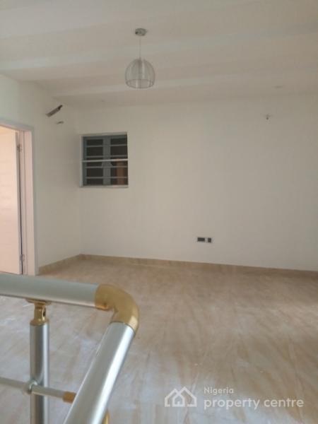 Newly Built Luxury 4 Bedroom Terrace Duplex to Let, Victoria Crest Estate, Lafiaji, Lekki, Lagos, Terraced Duplex for Rent