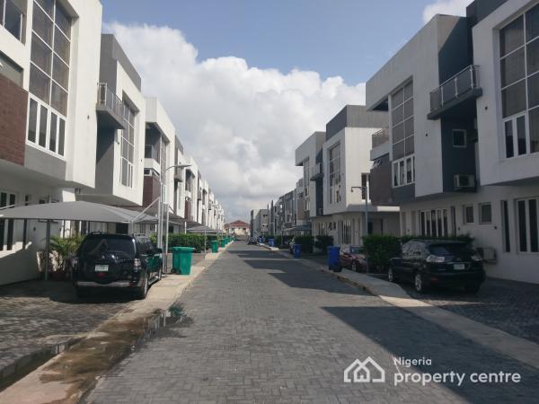 Exquisitely Built 4 Bedroom Town House, Osapa, Osapa, Lekki, Lagos, Terraced Duplex for Sale
