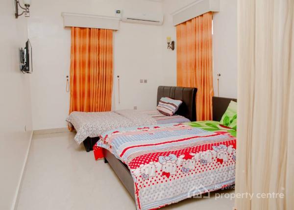 Fully Furnished and Serviced 5 Bedroom Duplex, Off Freedom Way, Lekki Phase 1, Lekki, Lagos, Detached Duplex Short Let
