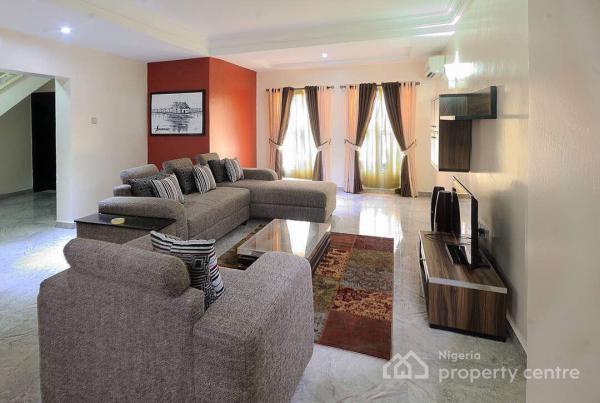 Tastefully Serviced and Furnished 3 Bedroom, Osborne, Ikoyi, Lagos, Flat Short Let