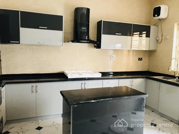 Newly Built Four Bedroom Semi Detached House with Bq, Ikota Villa Estate, Lekki, Lagos, Semi-detached Duplex for Sale