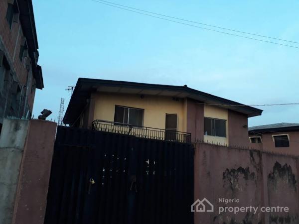 Demolishable 2 Units of 3 Bedrooms Flat, Onakoya Street, Ketu, Ikosi, Ikosi, Ketu, Lagos, Block of Flats for Sale