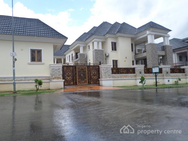 Beautiful House, Maitama District, Abuja, Detached Duplex for Sale