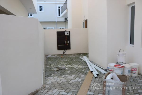 Brand New, Superbly Finished and Spacious 4 Bedroom Semi-detached House with Boys Quarter, Agungi, Lekki, Lagos, Semi-detached Duplex for Sale