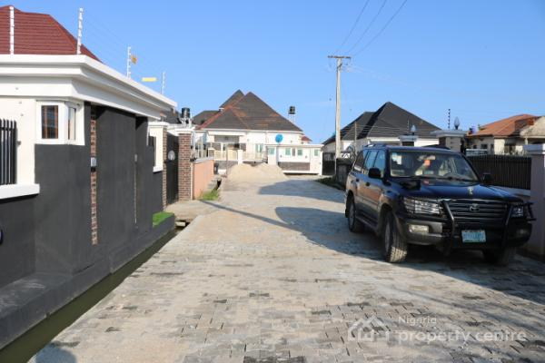 Brand New, Spacious and Luxuriously Finished 4 Bedroom Semi-detached House with Boys Quarter, Thomas Estate, Ajah, Lagos, Semi-detached Duplex for Sale