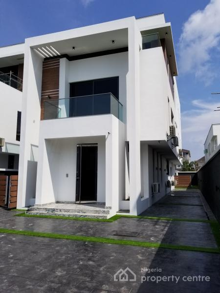 Five Bedrooms House, Banana Island, Ikoyi, Lagos, Detached Duplex for Sale