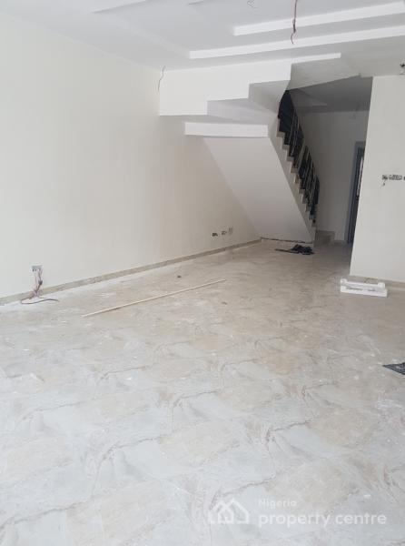 Pay in 18months with 15m Loan-luxury Fully Serviced 4bedroom Duplex with 24hrs Power in a Mini Estate in Chevron,lekki, Orchid Hotel Road, Chevron, Chevy View Estate, Lekki, Lagos, Terraced Duplex for Sale