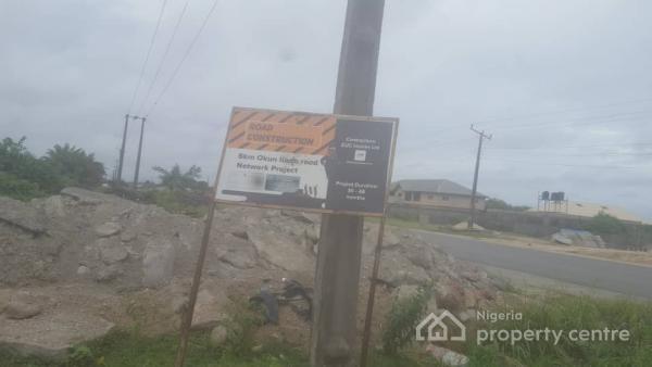 (buy 5 Get 1free) Dry Land, Okun Ilado Vilage Before Dangote Refinery, Orimedu, Ibeju Lekki, Lagos, Residential Land for Sale