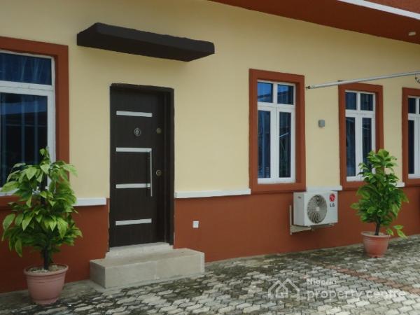 Well Finished 4 Bedroom Terrace Duplex, Buena Vista Estate, Lafiaji, Lekki, Lagos, Terraced Duplex for Rent