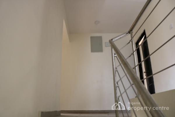 Brand New and Nicely Finished 4 Bedroom Terrace Houses with Boys Quarter, Ocean Bay Estate, Lekki, Lagos, Terraced Duplex for Sale