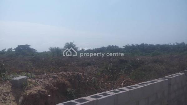 Land, Casadiora Homes and Gardens Estate, Onikonkon Town By New International Airport, Eleranigbe, Ibeju Lekki, Lagos, Mixed-use Land for Sale