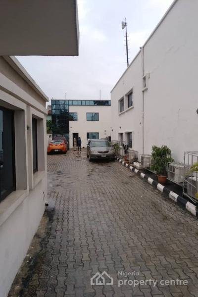 2 Detached Houses Sitting on 1358sqm  (occupied By a Bank), Idowu Taylor Street,  Victoria Island,  Lagos, Victoria Island Extension, Victoria Island (vi), Lagos, Detached Duplex for Sale
