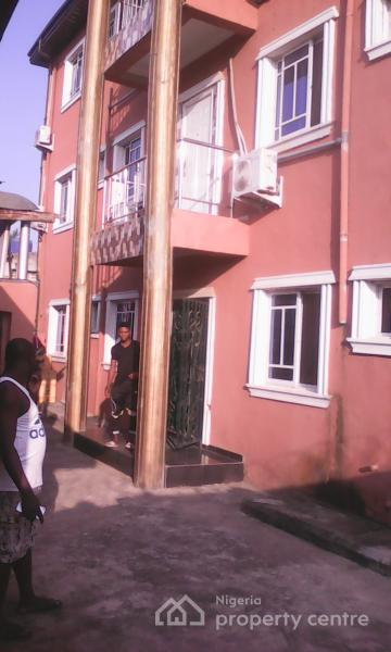 Functional 18 Rooms Hotel with Lounge, Isuti Egan, Along Commercial Road, Igando, Ikotun, Lagos, Hotel / Guest House for Sale