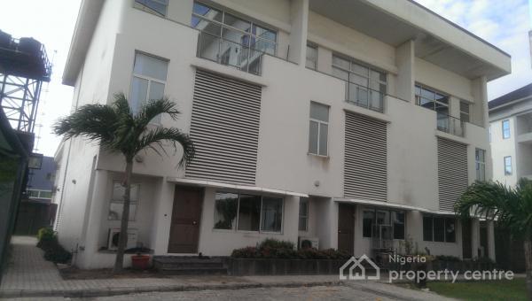 Wonderful Built 3 Bedroom Apartment, Off Water Corporation, Victoria Island Extension, Victoria Island (vi), Lagos, Flat Short Let