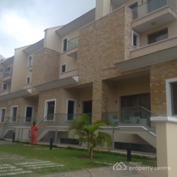 Duplex Housing For Rent: For Rent: Luxury Four Bedroom Terrace Duplex , Old Ikoyi