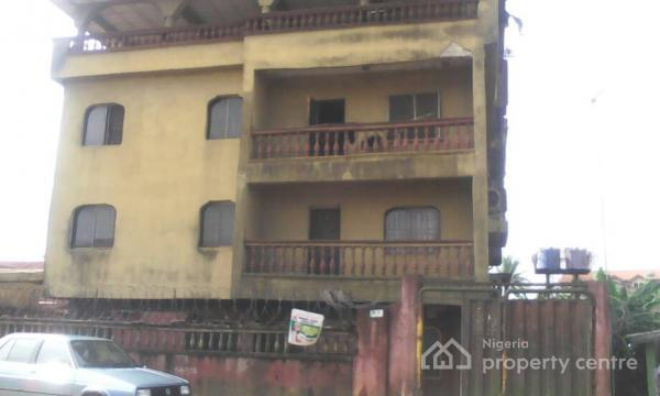 Three Storey Building, Prime Ogbor Hill Area, Aba, Abia, House for Sale