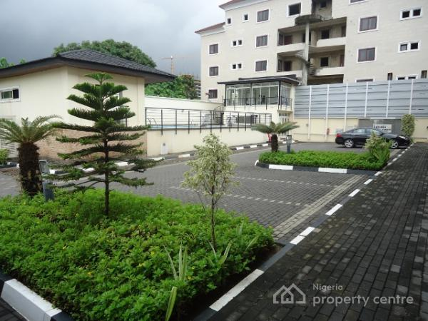 Luxury 4 Bedroom Serviced Terrace Duplex, Off Queens Drive, Old Ikoyi, Ikoyi, Lagos, Terraced Duplex for Rent