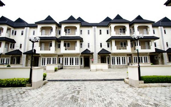 Luxury Serviced 4 Bedroom Terraced House, Ikeja Gra, Ikeja, Lagos, Terraced Duplex for Sale