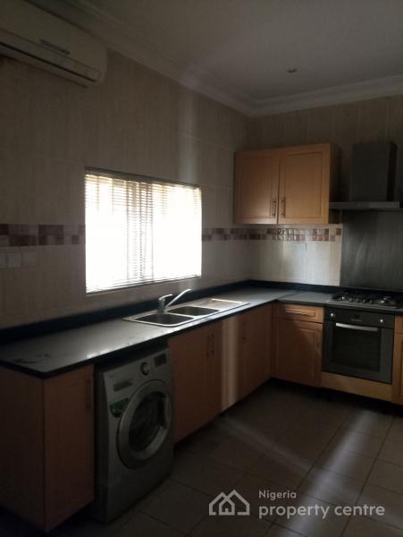 Luxury 3 Bedroom Flats with Top Notch Fittings, Akwuzu Street, Lekki Phase 1, Lekki, Lagos, Terraced Bungalow for Rent
