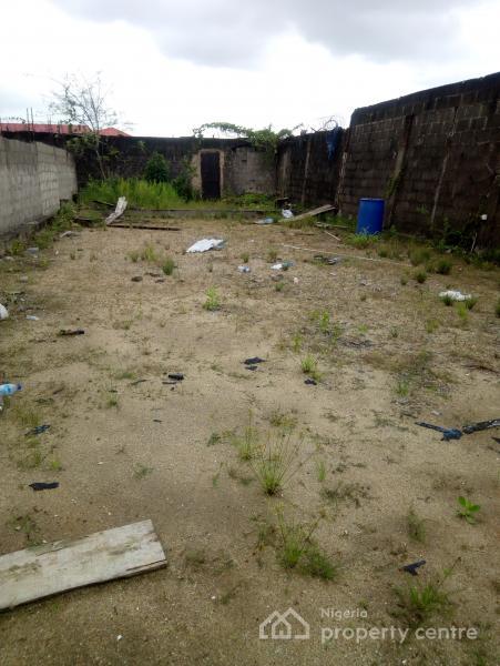300sqm Plot of Land, Off Agboyi Road, Ori-oke, Ogudu, Lagos, Mixed-use Land for Sale