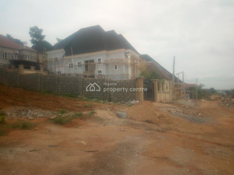 Residential Plot. Buildable and Liveable, Zone E,  Apo Resettlement After Government Secondary School, Apo, Abuja, Residential Land for Sale