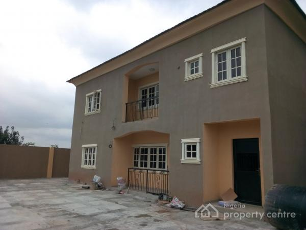 Newly Built and Tastefully Built 2 Numbers of 3 Bedroom Flats with C of O in a Secured Gra Estate, Gra Iii, Odo-nla, Odogunyan, Ikorodu, Lagos, Block of Flats for Sale