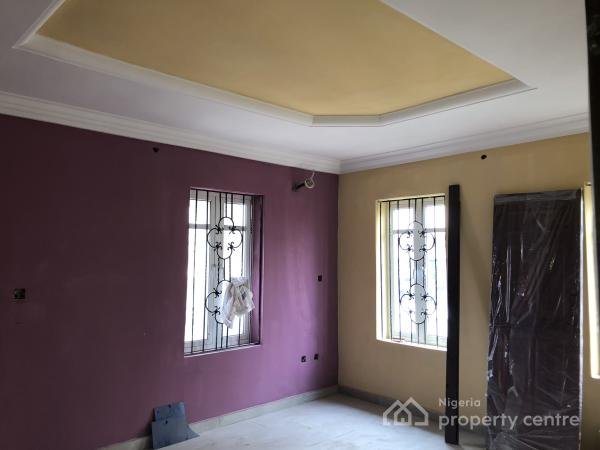 Luxury 3 Bedroom Semi Detached Duplex with Bq, Lekki Phase 1, Lekki, Lagos, Semi-detached Duplex for Rent