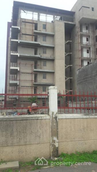 13 Units of 4 Bedroom Flats with 1 Room Bq Each on 6 Floors with a Penthouse in an Estate, Maitama District, Abuja, Flat for Sale