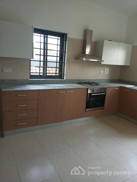 4 Bedroom Service Terence with a Room Bq, Salem Bus Stop, Back of Elevation Church, Ikate Elegushi, Lekki, Lagos, Terraced Duplex for Rent