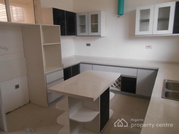Luxury 4 Bedrooms Semi-detached Duplex with Excellent Facilities, Oando Road, Ikate Elegushi, Lekki, Lagos, Semi-detached Duplex for Sale