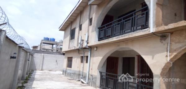 4 Bedroom Duplex Code Agg, Badejo Close, Off Baruwa Road, Ayobo, Lagos, Flat for Rent