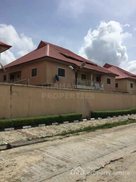 4 Bedroom Semi Detached Duplex with a Bq, Victoria Island Extension, Victoria Island (vi), Lagos, Semi-detached Duplex for Rent