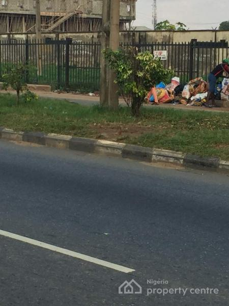 Commercial 2 Acres of Land Plus a Bay Warehouse, Adexson Bus Stop, Lasu Iba Road, Iba, Ojo, Lagos, Commercial Land for Sale
