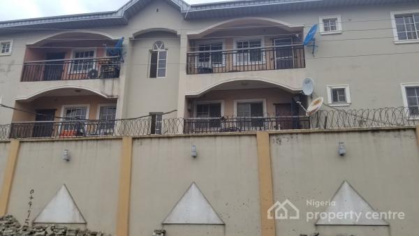 Very Spacious Block of 6 Flats of 3 Bedrooms, All En Suite, Yetunde Brown Street, Ifako, Gbagada, Lagos, Block of Flats for Sale